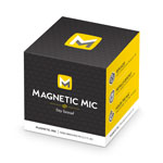 Magnetic Mic Single Unit Box