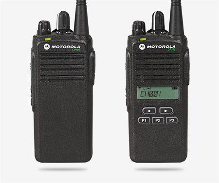 Motorola Commercial Two-Way Radios by Air Comm | Phoenix, AZ