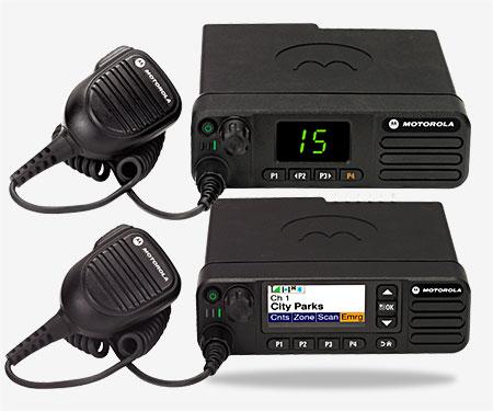 Motorola Mobile Two-Way Radios by Air Comm | MOTOTRBO