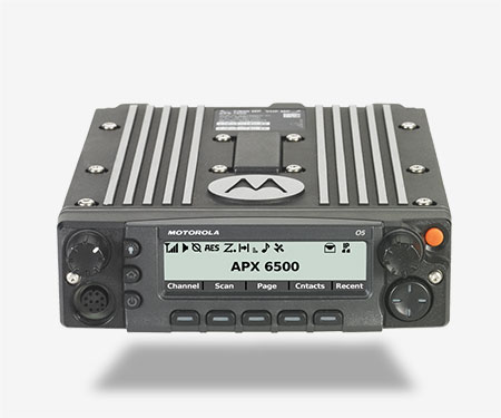 Mission Critical Public Safety Two-Way Radios | Air Comm | Phoenix