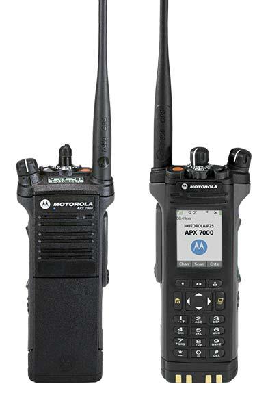 Motorola APX 7000 P25 Two-Way Radios by Air Comm | Phoenix