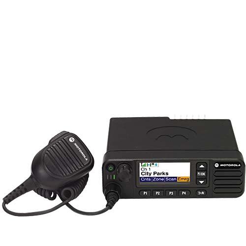 Motorola XPR 5000e Series Mobile Two-Way Radios | MOTOTRBO