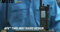 Motorola APX 7000 P25 Two-Way Radios by Air Comm | Phoenix, AZ