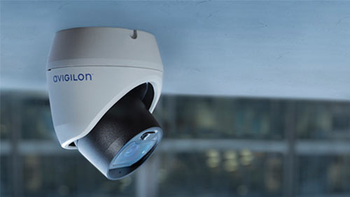 Avigilon security camera